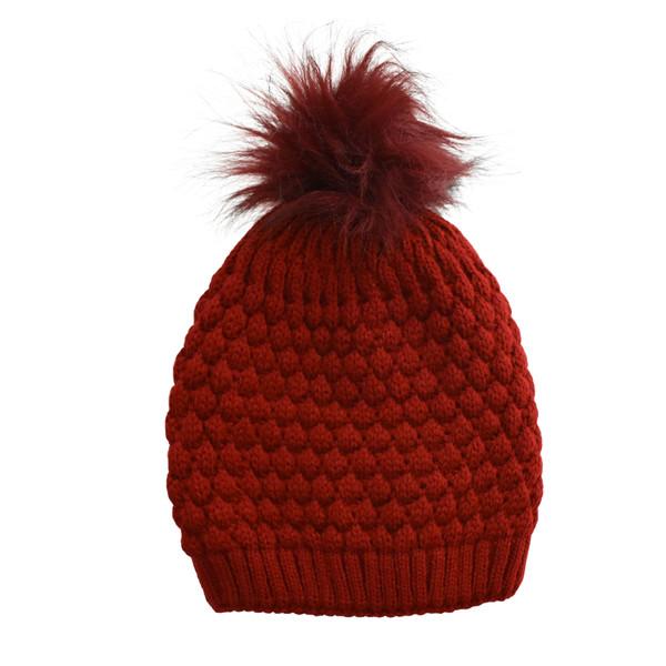 کلاه بافتنی تولیدی منوچهری کد ty57y
