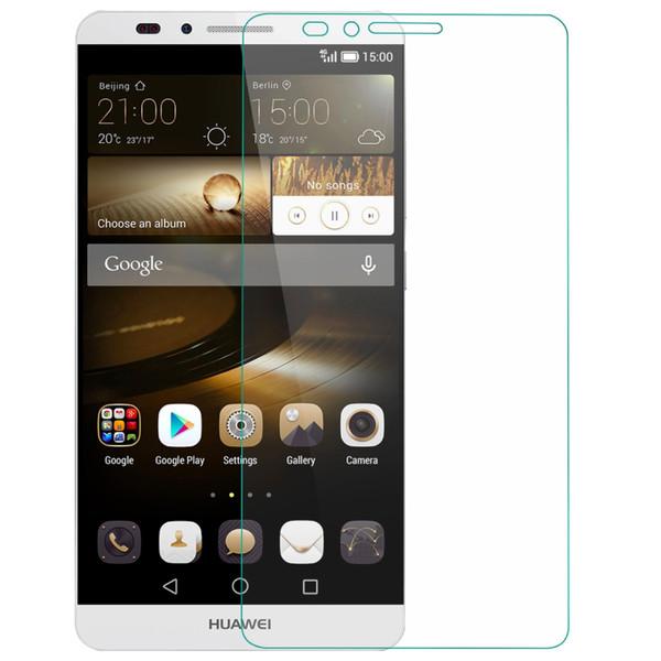 محافظ صفحه نمایش شیشه ای تمپرد هوکار  مناسب HUAWEI Ascend Mate 7