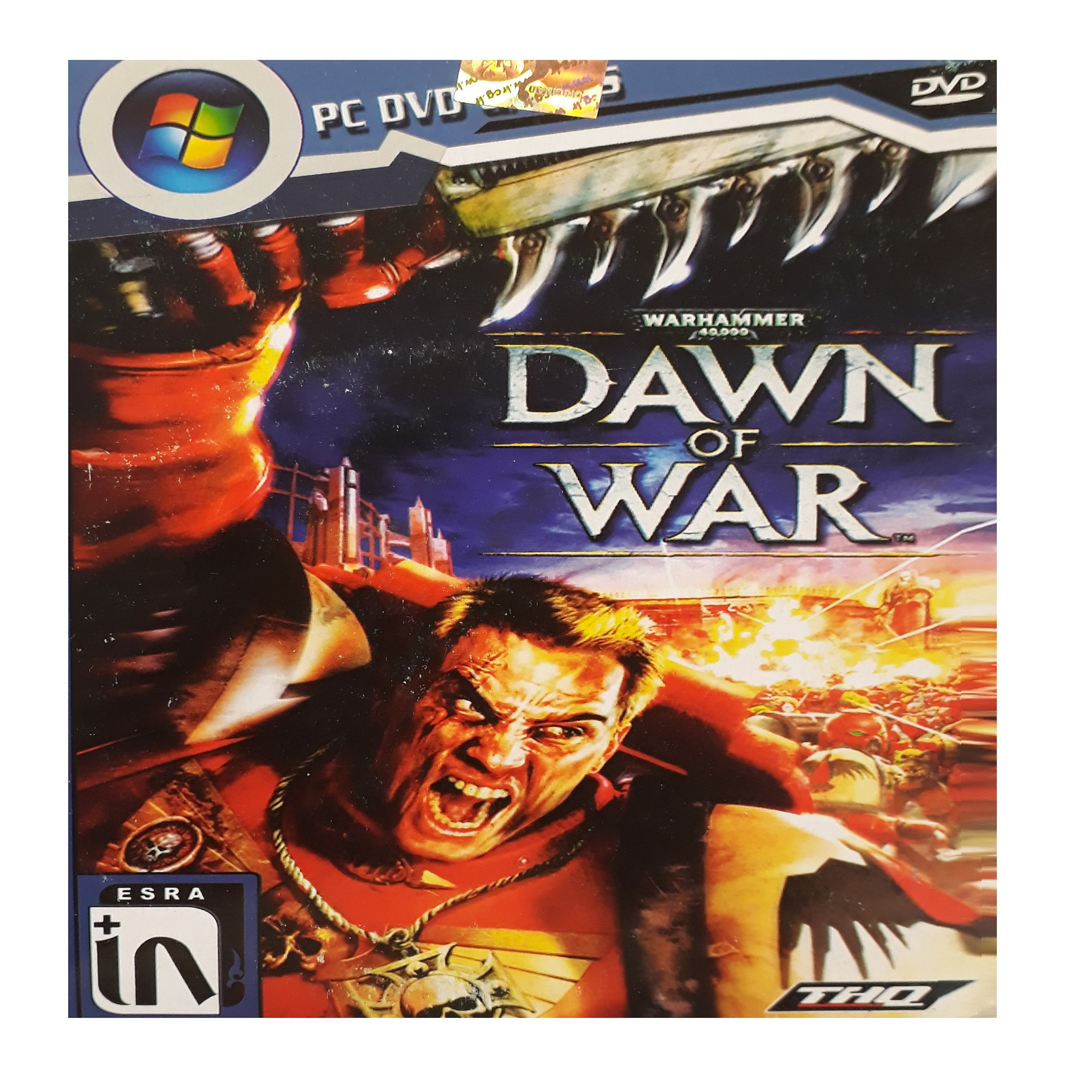 بازی dawn of war مخصوص pc