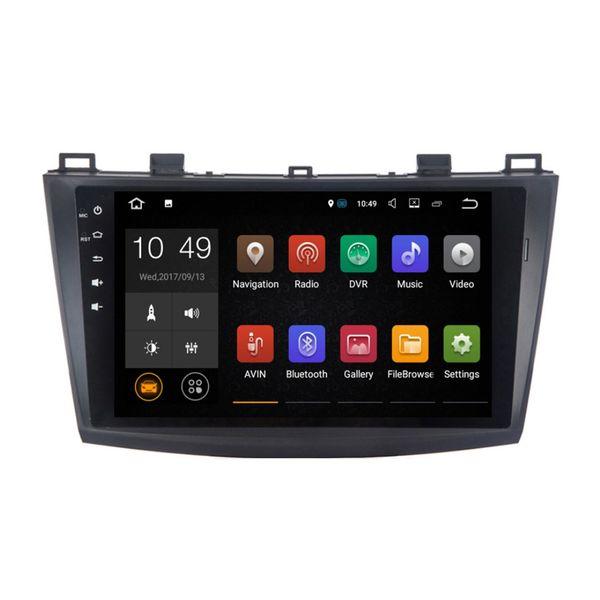 پخش کننده خودرو کلاید مدل KD-9035 برای مزدا 3 نیو