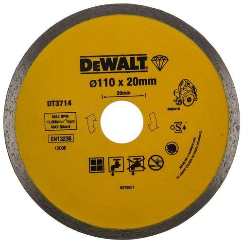 صفحه سرامیک بر دیوالت مدل DT3714