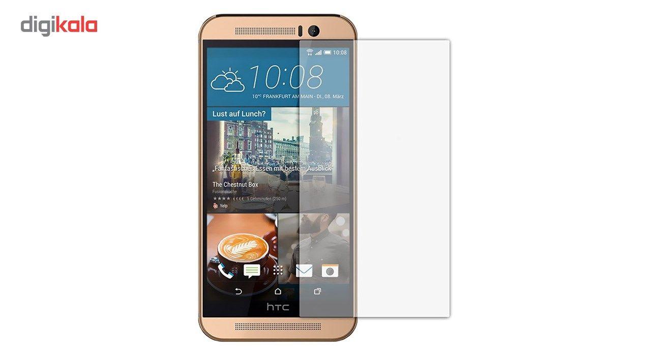محافظ صفحه نمایش شیشه ای کوالا مدل Tempered مناسب برای گوشی موبایل اچ تی سی One M9 Plus main 1 2