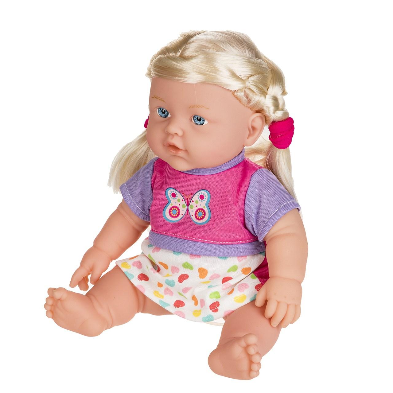 عروسک مدل My Little Baby 27022 ارتفاع 31 سانتی متر