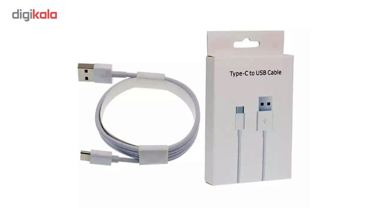 کابل تبدیل USB به USB-C مدل TPP-1811 به طول 1 متر main 1 2
