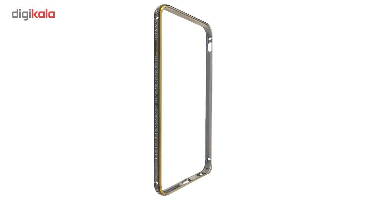 بامپر کوتیتسی مدل CS1918 مناسب برای گوشی موبایل آیفون 6 main 1 1