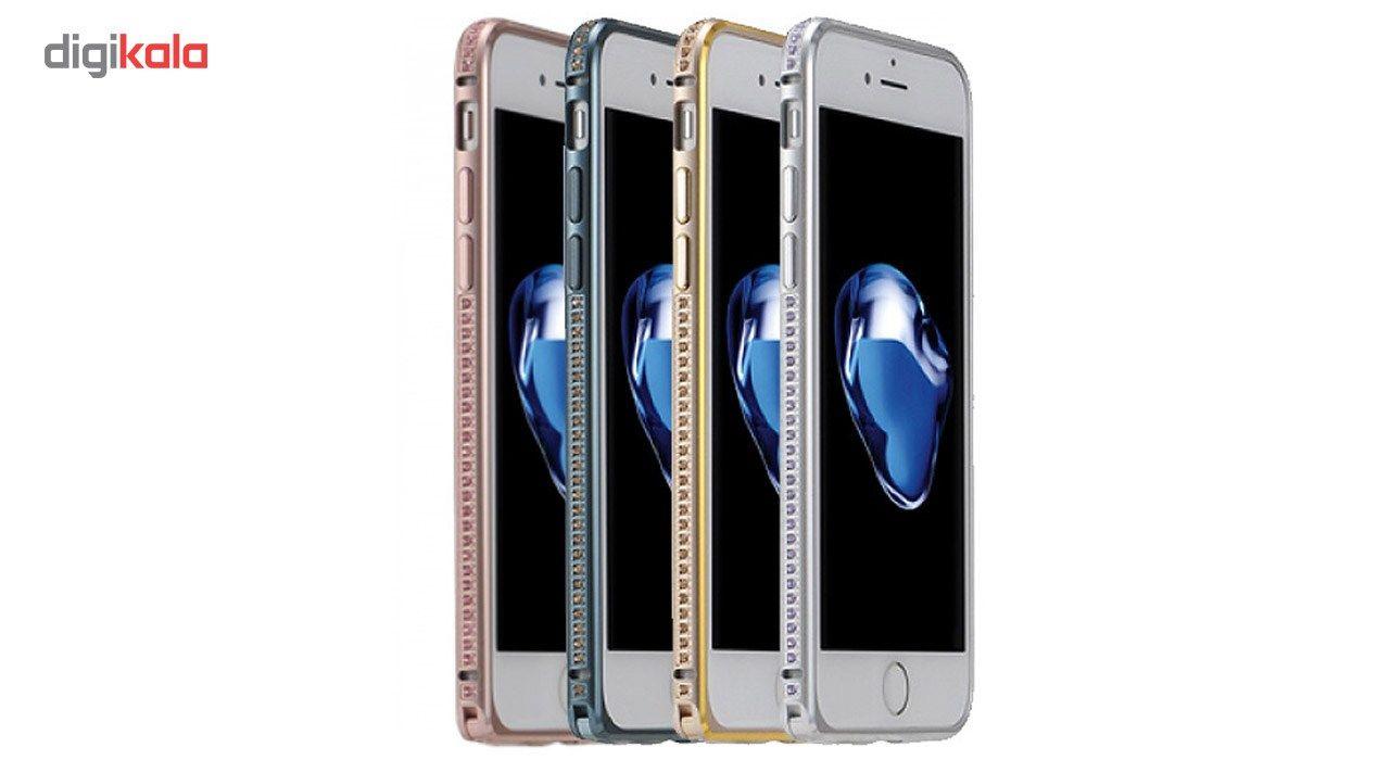 بامپر کوتیتسی مدل CS1918 مناسب برای گوشی موبایل آیفون 6 main 1 3