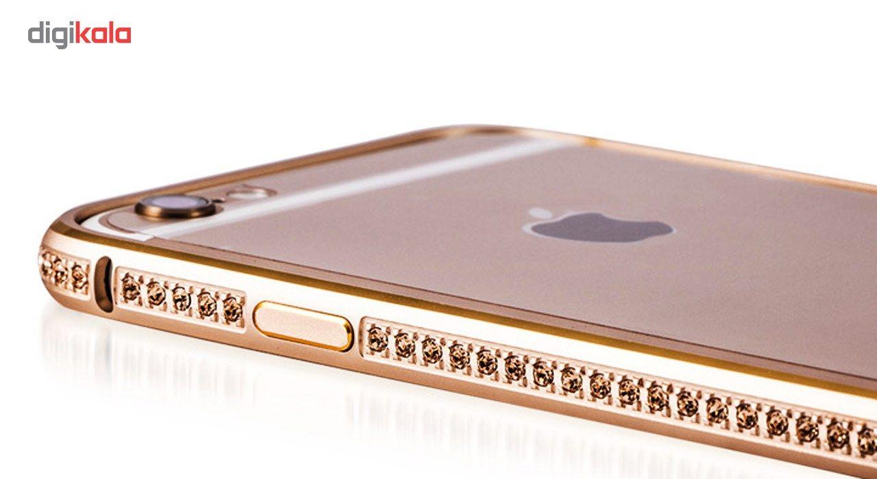 بامپر کوتیتسی مدل CS1918 مناسب برای گوشی موبایل آیفون 6 main 1 4