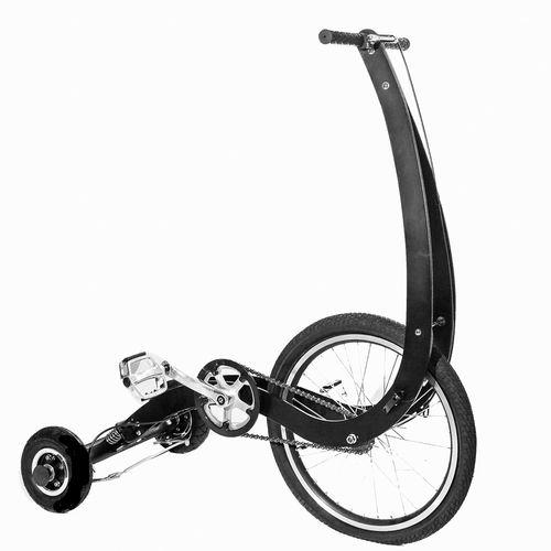 دوچرخه هاف بایک مدل گلدن راک