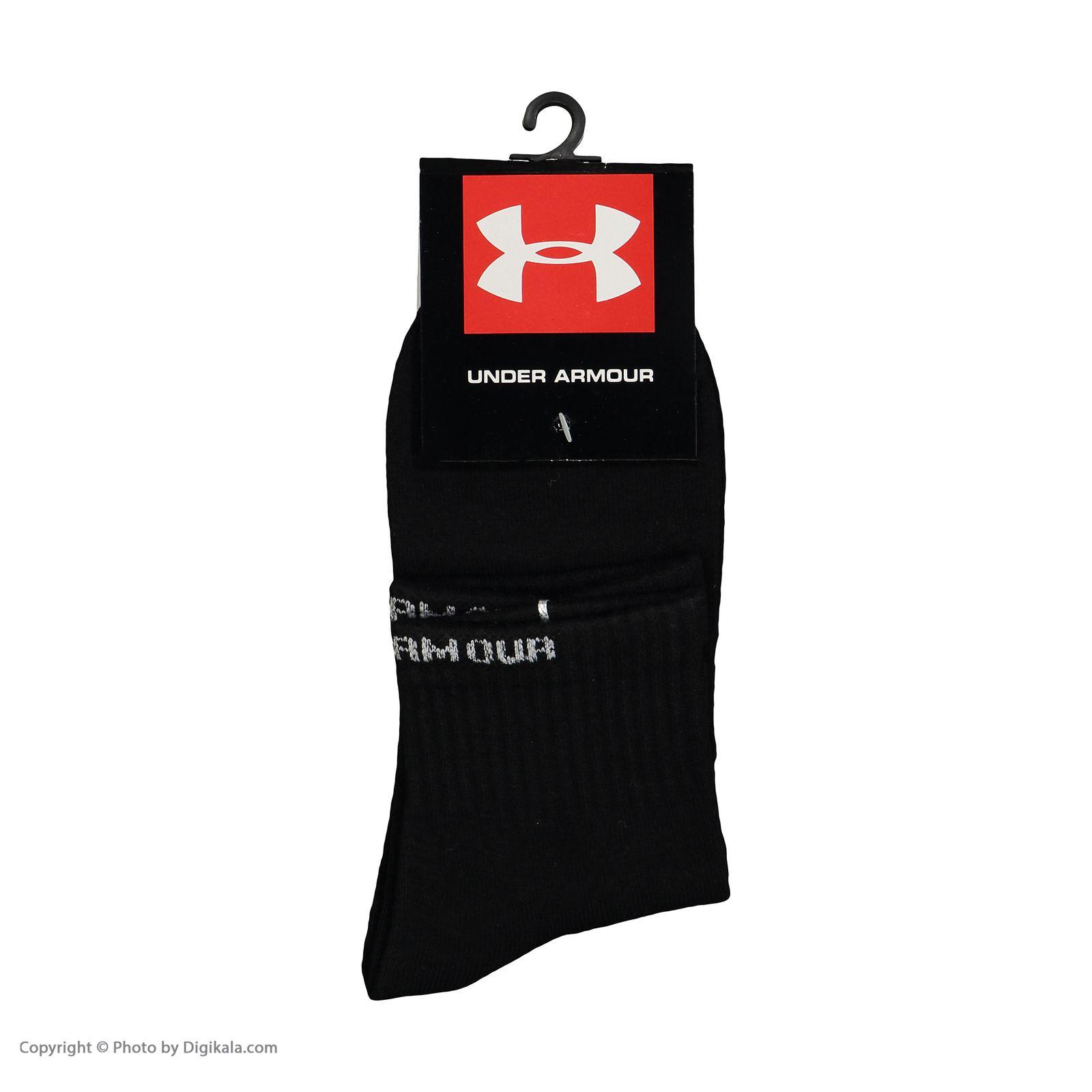 جوراب ورزشی مردانه آندر آمور کد GH-4095 -  - 3