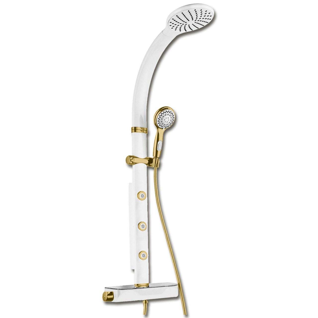 دوش حمام ملودی مدل آدولفو