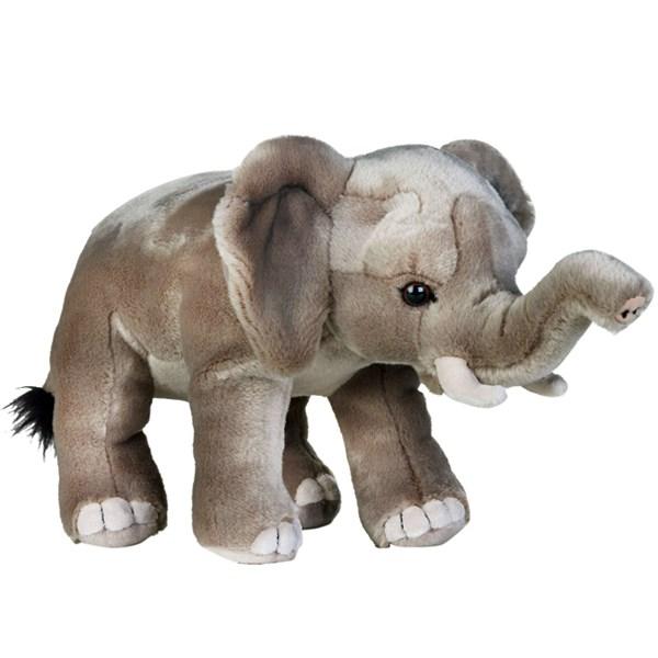 عروسک فیل آفریقایی للی کد 770717 سایز 4