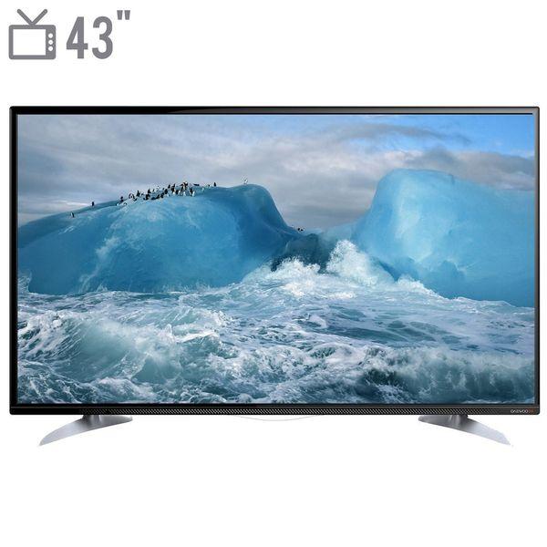 تلویزیون ال ای دی دوو مدل DLE-43H2200-DPB سایز 43 اینچ