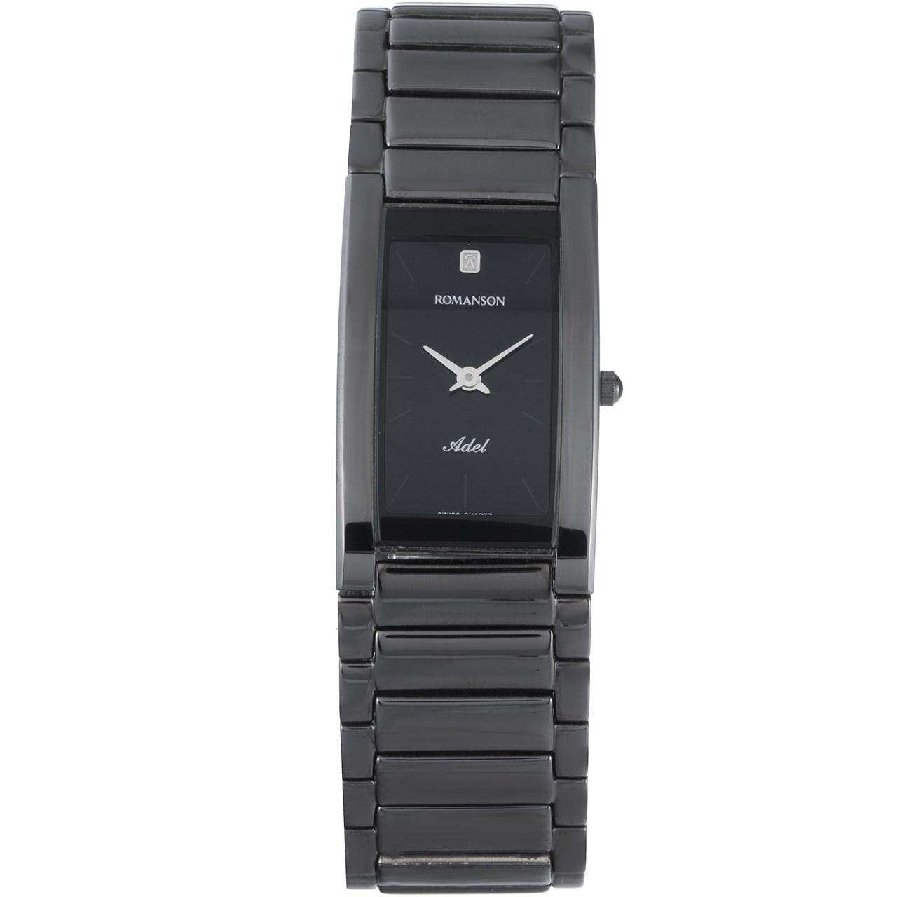 ساعت مچی عقربه ای زنانه رومانسون مدل TM0141MM1BA32W 13