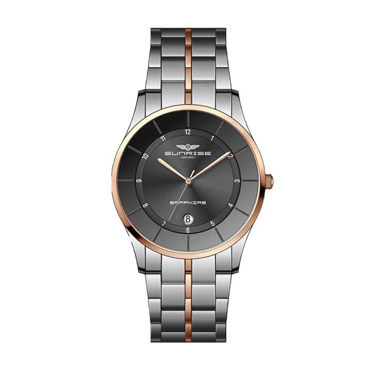 ساعت عقربه ای مردانه سانرایز  مدل SG8721.1301