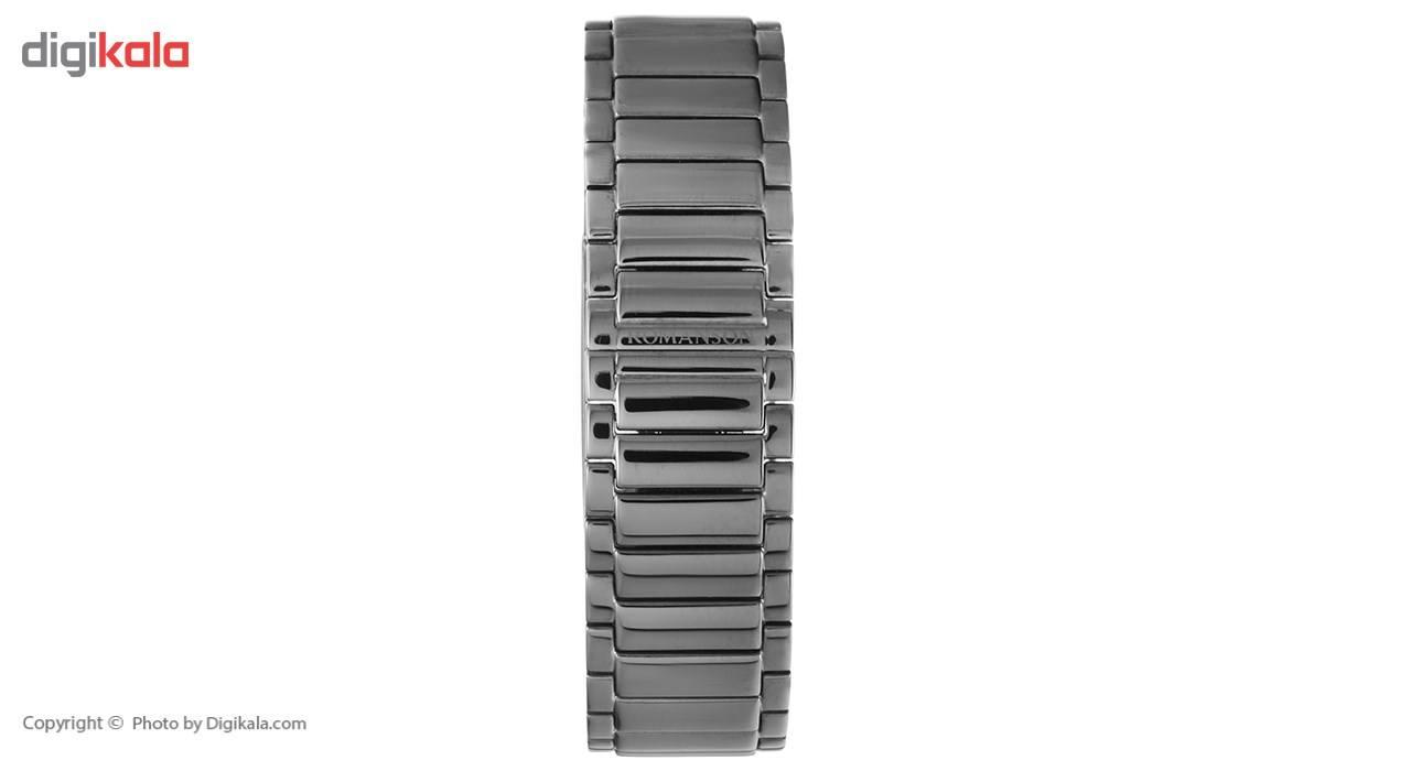 ساعت مچی عقربه ای زنانه رومانسون مدل TM0141MM1BA32W -  - 4