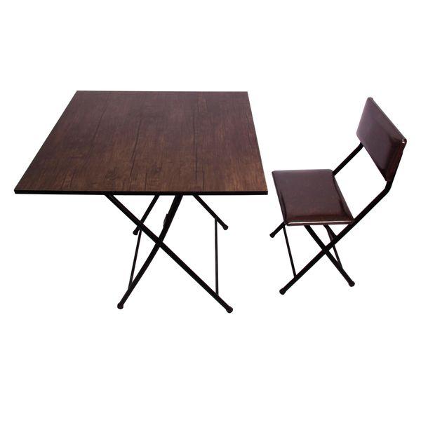 میز و صندلی ناهارخوری میزیمو کد 8101