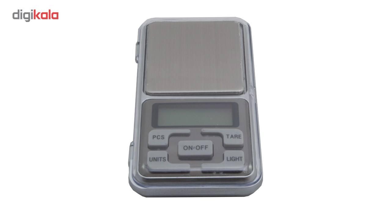 ترازو دیجیتال جیبی200 گرمی مدل Scale MH main 1 2