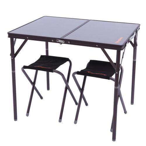 مجموعه میز و صندلی سفری تاشو کینگ کمپ KC3907