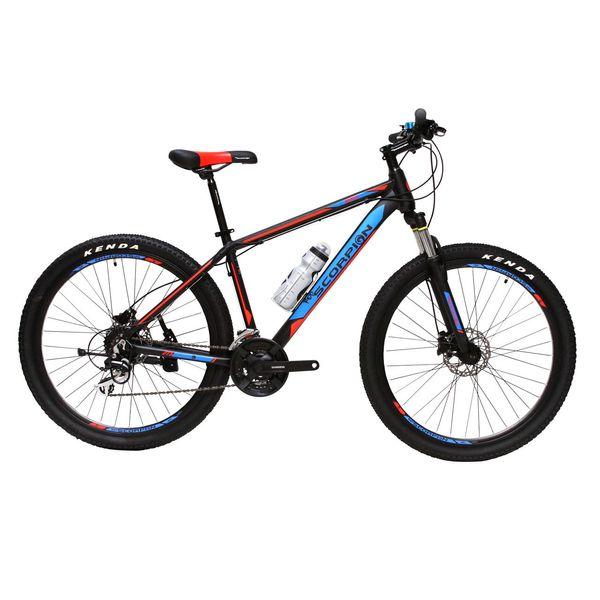 دوچرخه کوهستان اسکورپیون مدل RS270 YS727 Black Red Blue 2017 سایز 27.5
