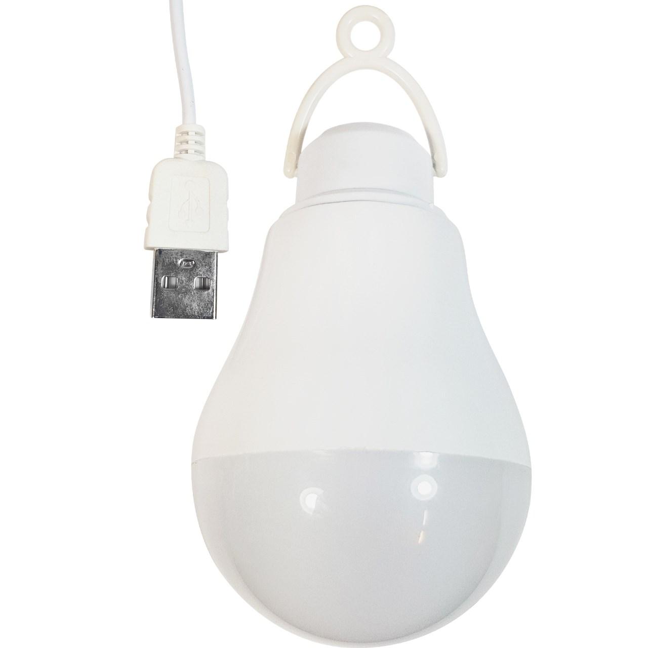 لامپ ال ای دی یو اس بی Max