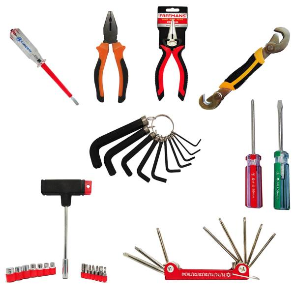 مجموعه ابزار آفا مدل AFA Tools Bag