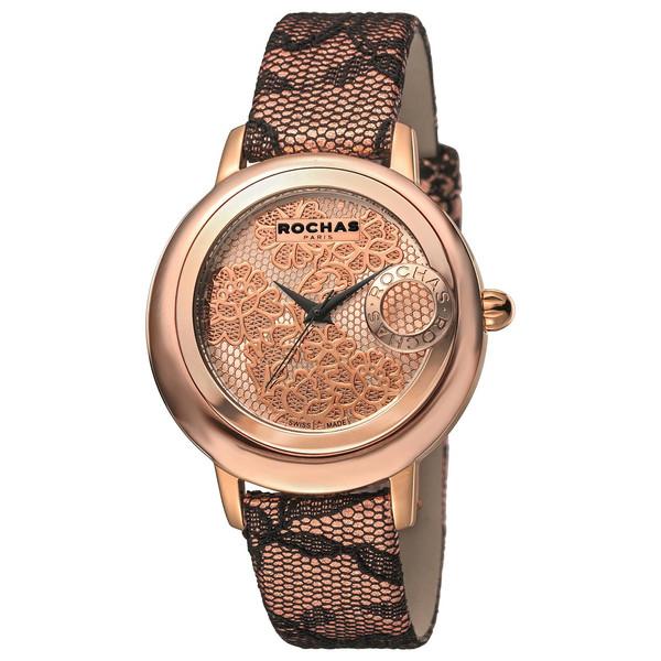 ساعت مچی عقربه ای زنانه روشاس مدل RP1L014L0041