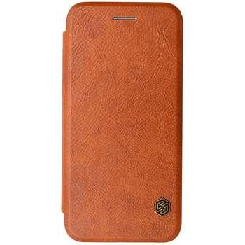 کیف کلاسوری چرمی نیلکین مدل Qin مناسب برای گوشی موبایل اپل آیفون 6 پلاس