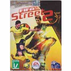 بازی FIFA Street 2 مخصوص PS2
