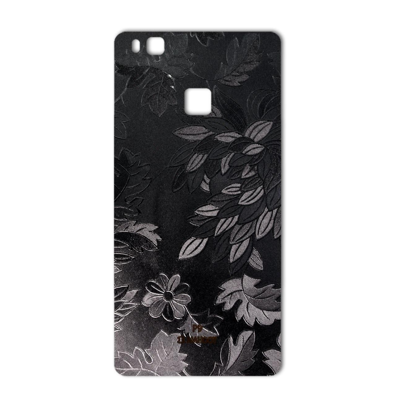 برچسب پوششی ماهوت مدل Wild-flower Texture مناسب برای گوشی  Huawei P9 Lite