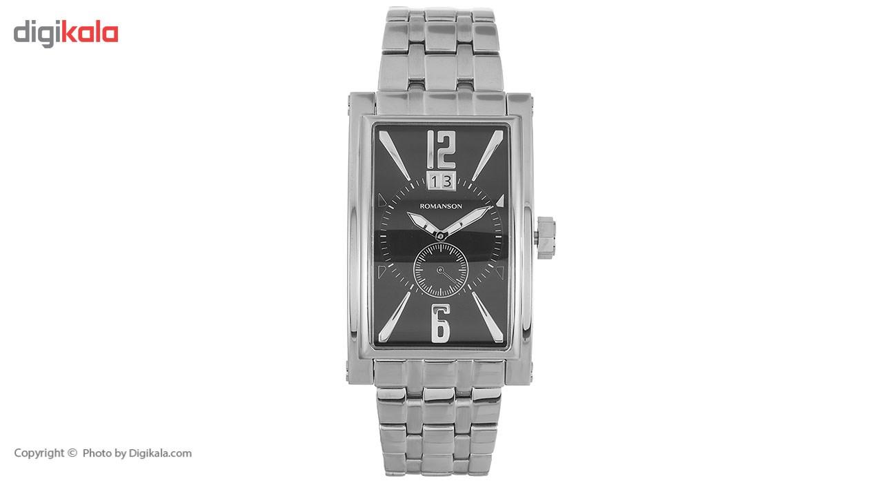 خرید ساعت مچی عقربه ای مردانه رومانسون مدل TM8901UM1WA32W