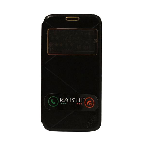 کیف کلاسوری مدل KAISHI مناسب برای گوشی موبایل هوآوی Honor3X