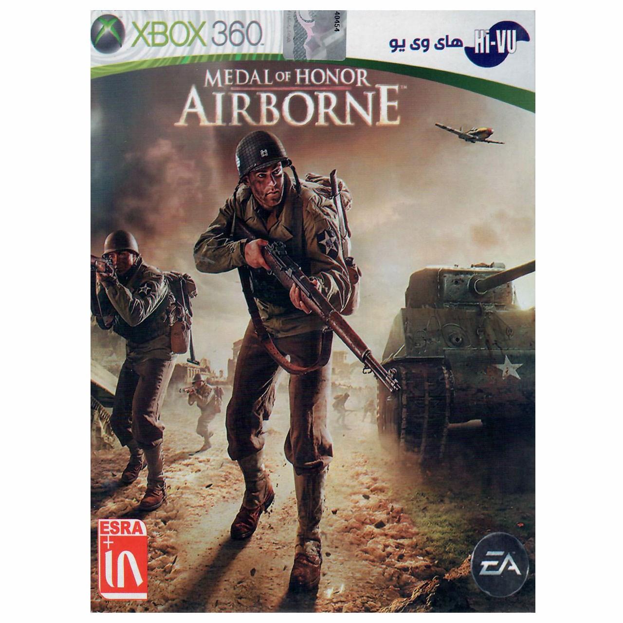 بازی Medal of Honor Airborne مخصوص ایکس باکس360