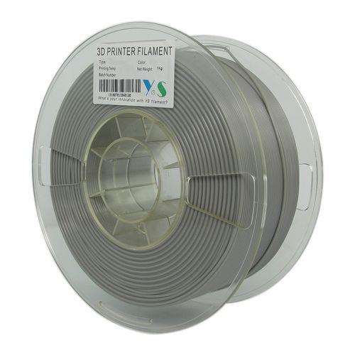 فیلامنت پرینتر سه بعدی PLA  آلومینیوم  یوسو  1.75 میلیمتر   1 کیلو