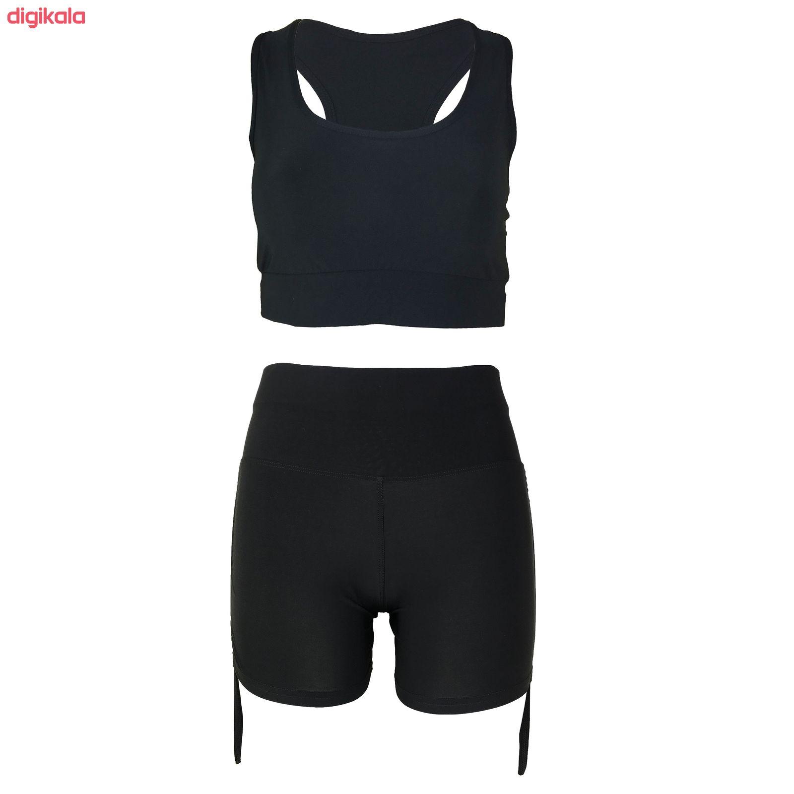 ست 3 تکه لباس ورزشی زنانه کد LG-511 main 1 1