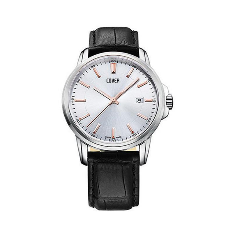 ساعت مچی عقربه ای مردانه کاور مدل Co34.08