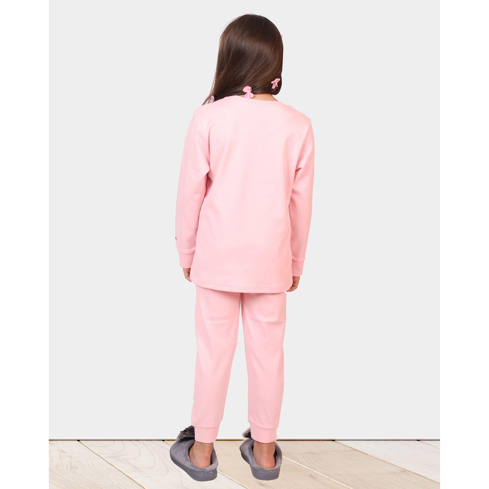 ست تی شرت و شلوار دخترانه مادر مدل 303-84 main 1 10