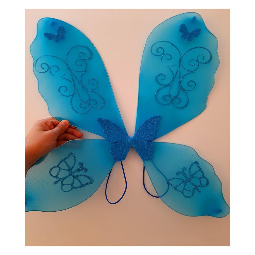 ست ایفای نقشطرح بال پروانه مدل Angel thumb 5