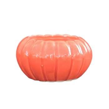 گلدان سرامیکی طرح توت فرنگی کد NM-152