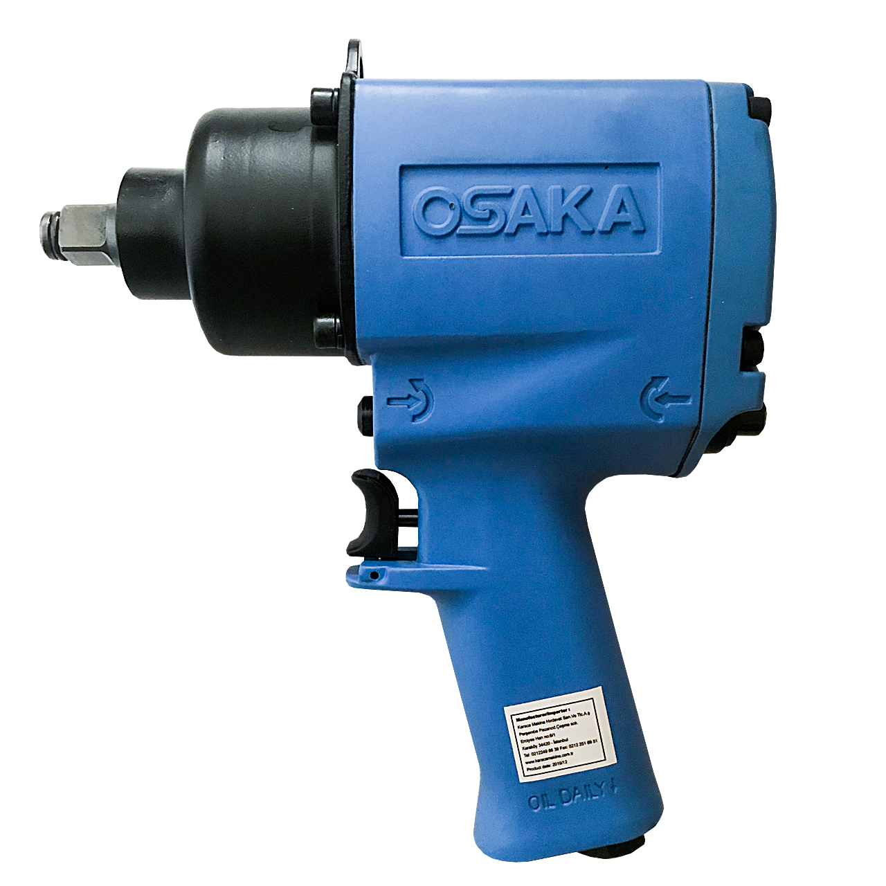 آچار بکس بادی اوساکا مدل OPT517