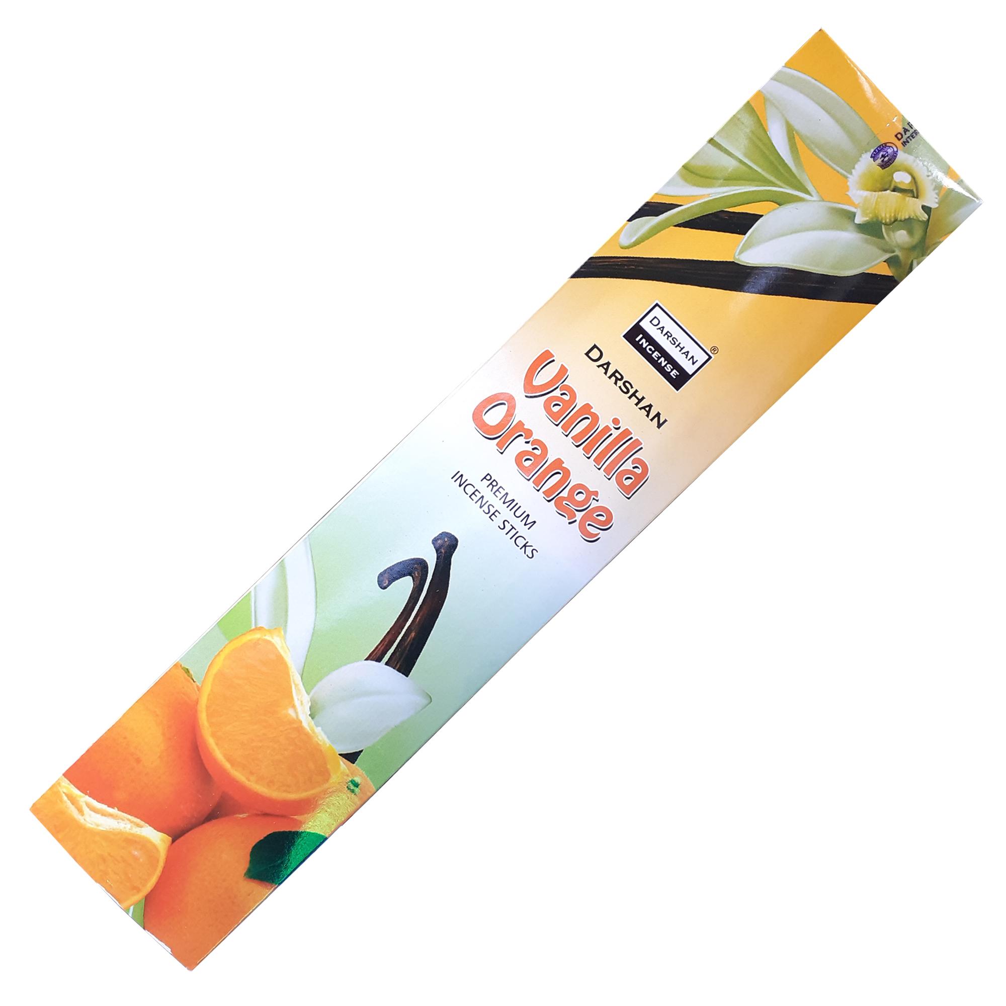 عود دارشان مدل Vanilla Orange