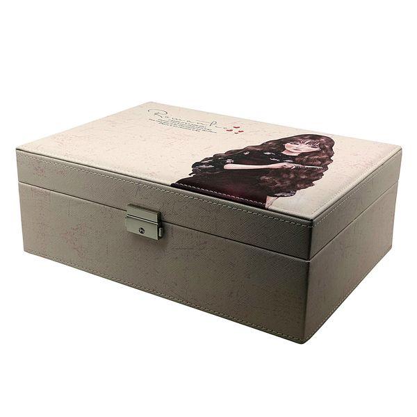 جعبه جواهرات مدل girl کد D1101-17