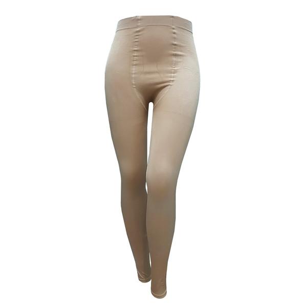 ساق شلواری زنانه پِنتی مدل DEN200 رنگ کرم