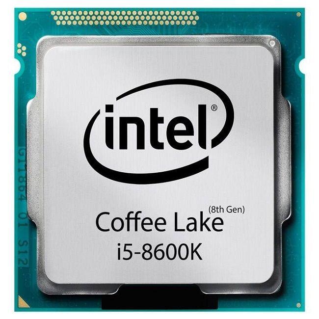 پردازنده اینتل مدل Core i5-8600k Tray