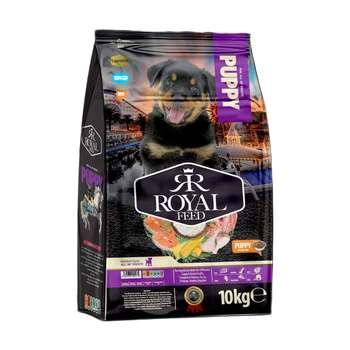 غذای خشک توله سگ رویال فید مدل Puppy وزن 10 کیلوگرم