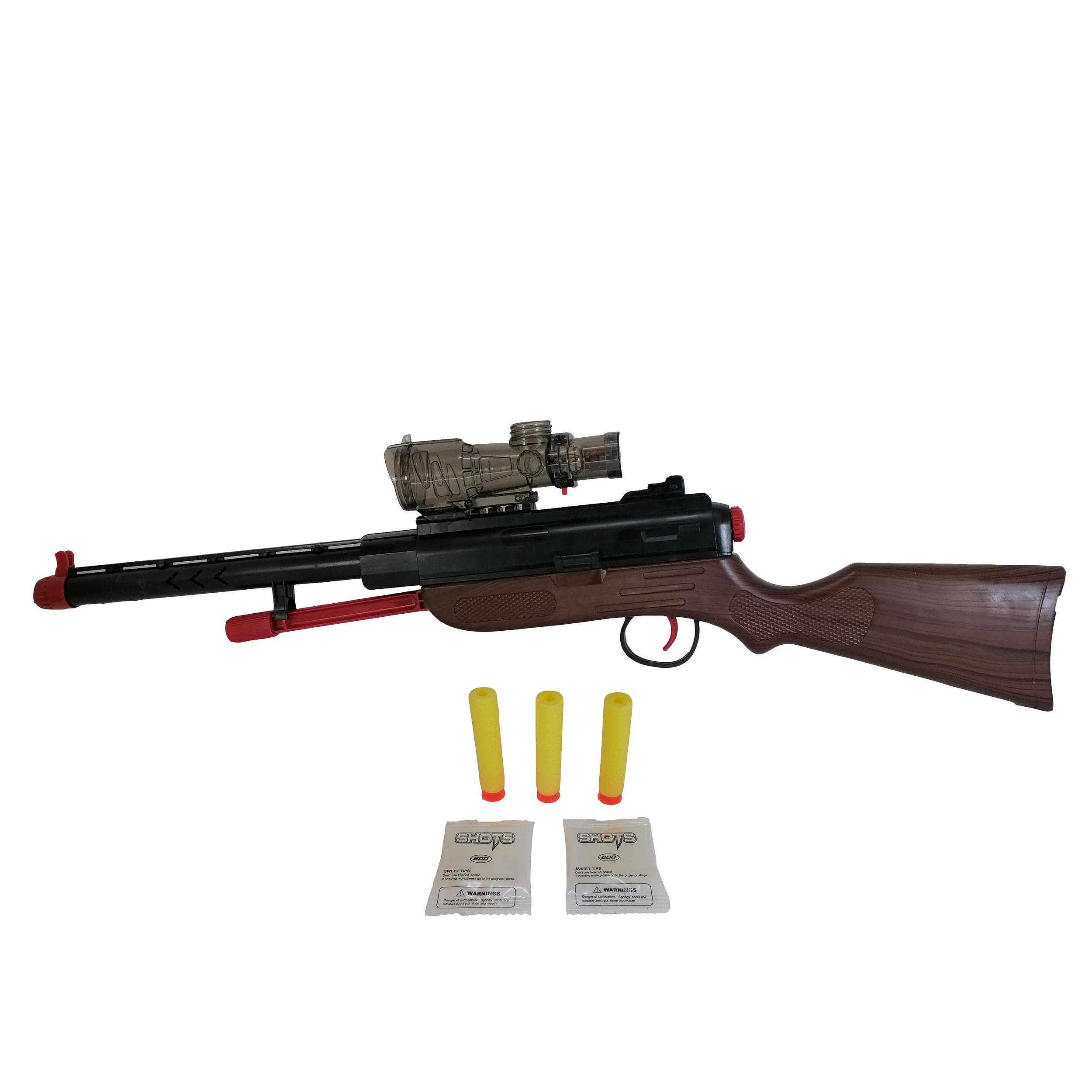 تفنگ بازی مدل تک تیرانداز