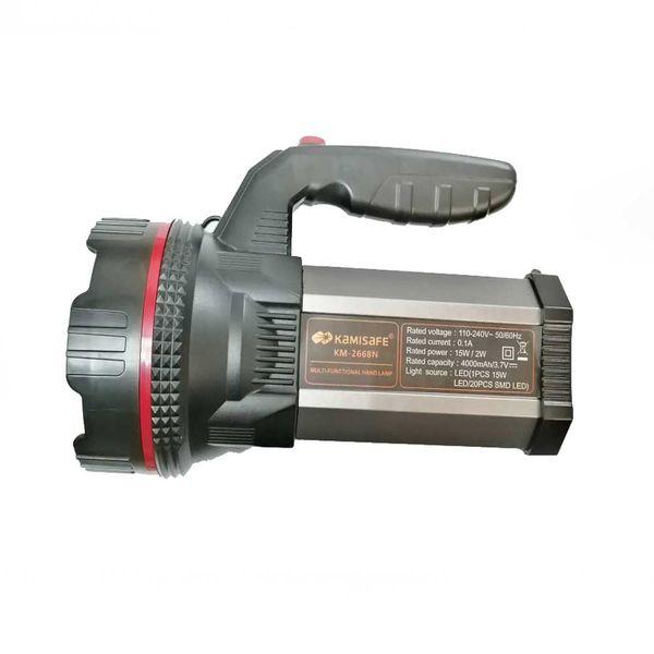 نورافکن دستی کامی سیف مدل KM-2668N