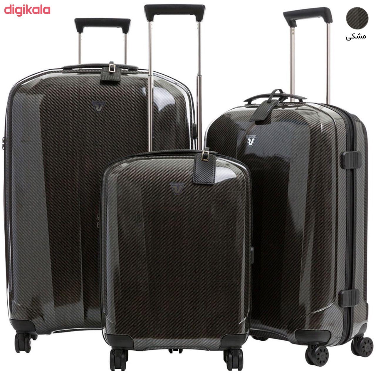 مجموعه سه عددی چمدان رونکاتو مدل 5950 main 1 29
