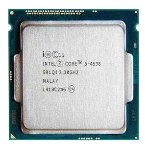 پردازنده مرکزی اینتل سری Haswell مدل Core i5-4590 Tray
