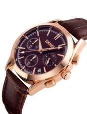 ساعت مچی عقربه ای مردانه اسکمی مدل 9127GH-NP -  - 2