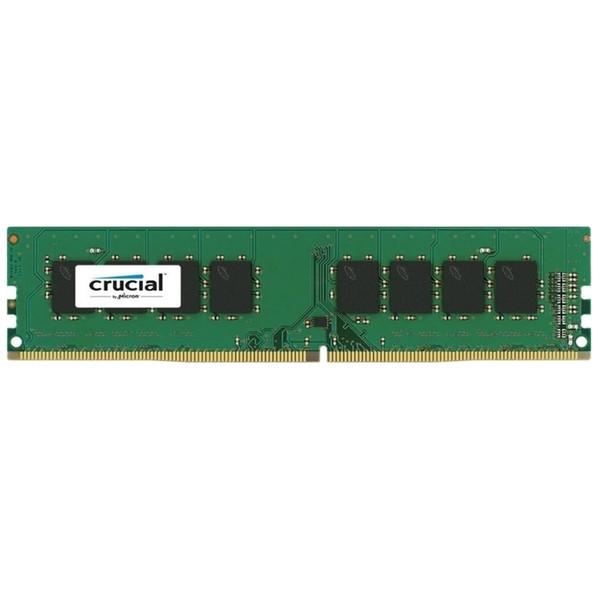 رم دسکتاپ DDR4 تک کاناله 2666 مگاهرتز CL19 کروشیال مدل CB16GU2666 ظرفیت 16 گیگابایت